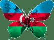 Azerbaidjan-papillon