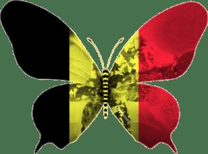 Belgique-papillon