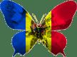 Moldavie-papillon