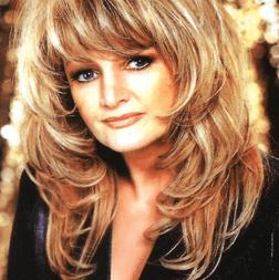 """Bonnie Tyler : """"Je promets de faire tout mon possible pour le Royaume-Uni"""""""