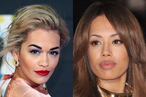 Rita la blonde contre Jade la brune