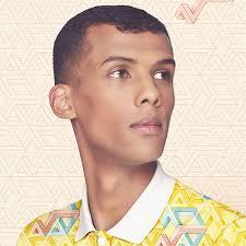 Une photo de Stromae sur un site qui parle de l'Eurovision, ça fait classe, non ?