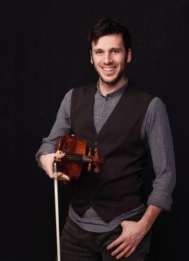 SebAlter... et son violon