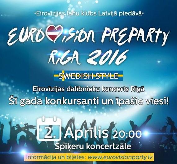 Riga Party
