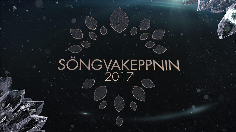Söngvakeppnin 2017 : les 12 participants et leurs chansons révélés
