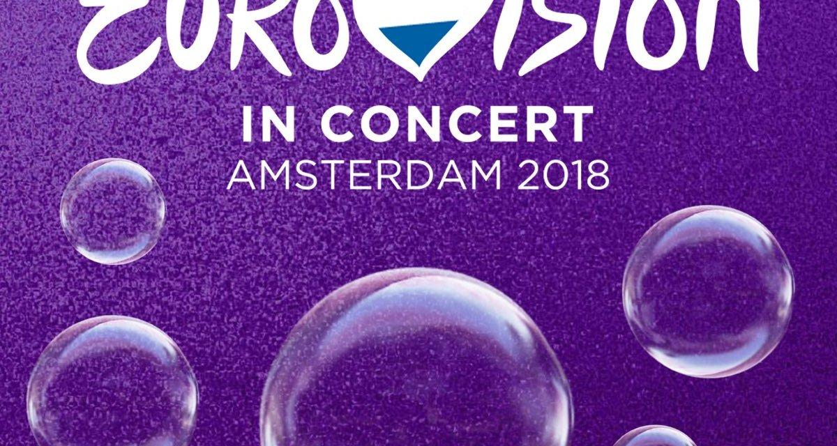 Eurovision in Concert 2018 : date, lieu, présentateurs et tickets (Mise à jour : participation de Sandra Kim)