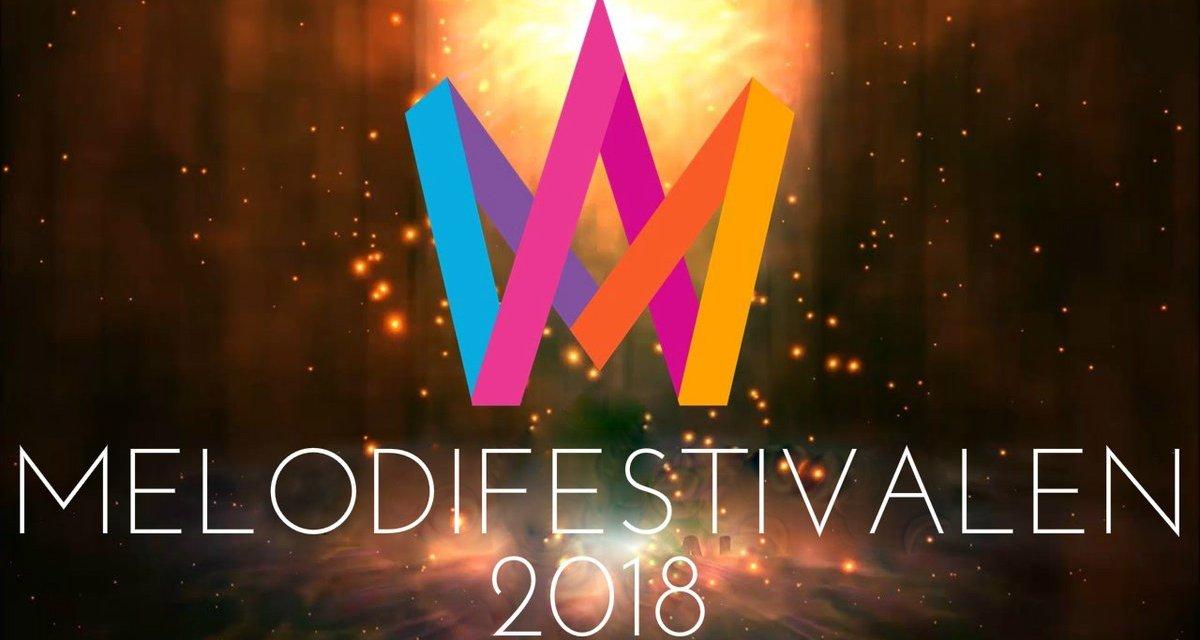 SVT dévoile les résultats détaillés du Melodifestivalen 2018