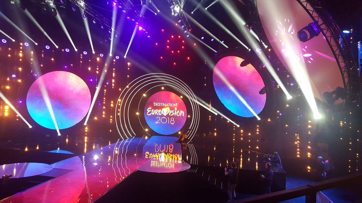 destination eurovision 2018 bande annonce de la premi re. Black Bedroom Furniture Sets. Home Design Ideas
