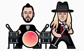 """Suisse 2018 : découvrez la nouvelle version explosive de """"Stones"""" – Le duo Zibbz n'a pas encore dit son dernier mot !"""
