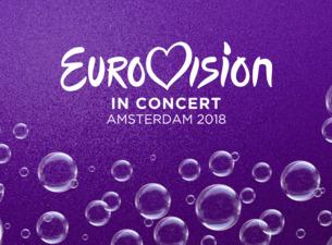 Ce samedi : Eurovision in Concert 2018