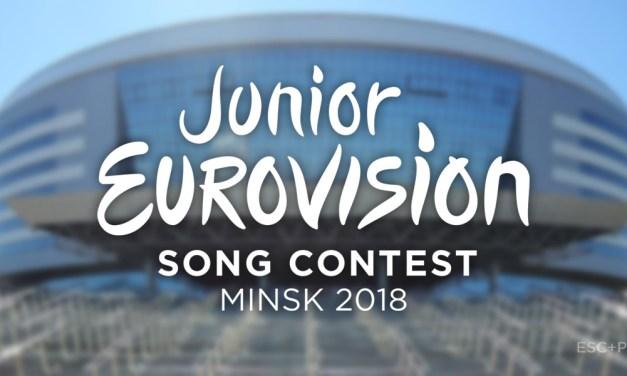 Eurovision Junior 2018 : Daniel Yastremsky chantera «Time» pour la Biélorussie
