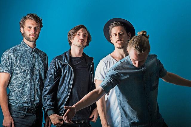 """Les découvertes de Nico: """"Polar Circles"""" – Un jeune groupe Rock suisse qui a le vent en poupe !"""