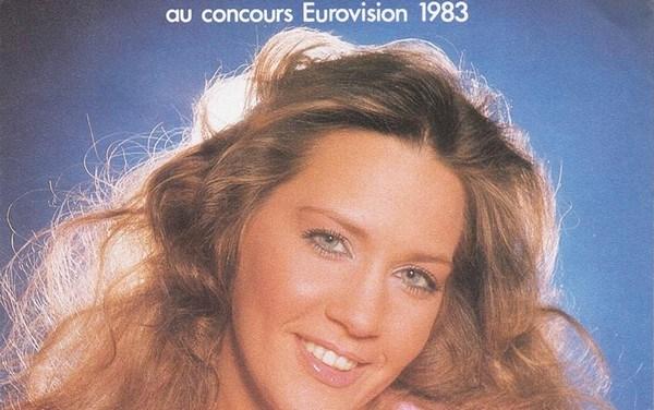 """Quelle version préférez-vous, française, anglaise, allemande ou serbo-croate ? : Corinne Hermes """"Si la vie est cadeau""""  ESC 1983 – Luxembourg !"""