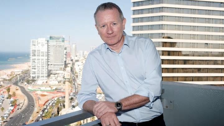 Tel Aviv 2019 : interview de Jon Ola Sand à Haaretz