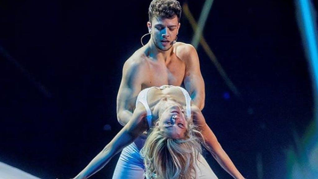 """Luca Hänni danse et chante sur son titre """"Bei Mir""""avec Helene Fischer, la plus grande star allemande !"""