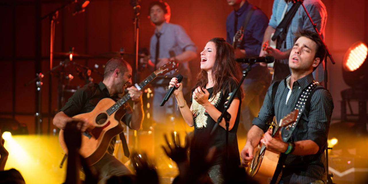 "SWISS MUSIC PORTAL: ""ICF Worship"", Un groupe pop suisse de ""Christian Music"" et de ""Hillsong"" !"