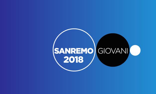 Ce soir : deuxième soirée du Festival de Sanremo Giovani (Mise à jour : qualification de Mahmood)