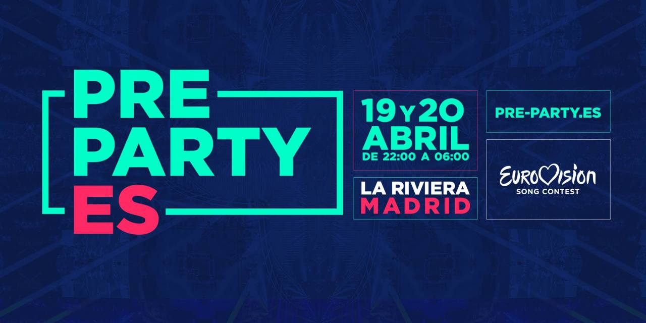 Ce week-end : Eurovision Spain PreParty 2019
