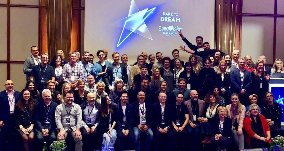 Tel Aviv 2019 : réunion des chefs de délégation