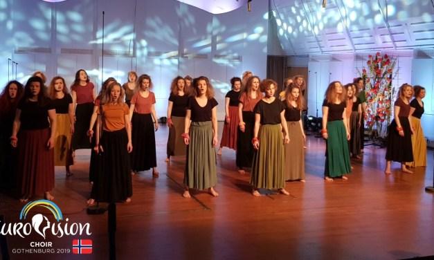 Choeur Eurovision 2019 : à la découverte de Volve Vokal