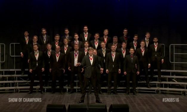 Choeur Eurovision 2019 : à la découverte de Zero8