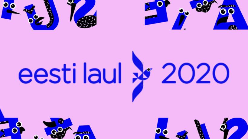 Estonie 2020 : la liste des participants de l'Eesti Laul officialisée