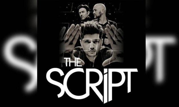 Les découvertes de Nico: « The Last Time », le nouveau single du groupe irlandais The Script !