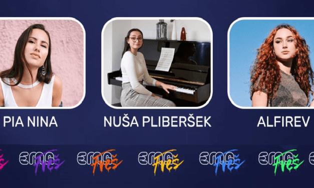 Slovénie 2020 – EMA FREŠ : finale de la semaine 4 [Alfirev et Pia Nina en finale]