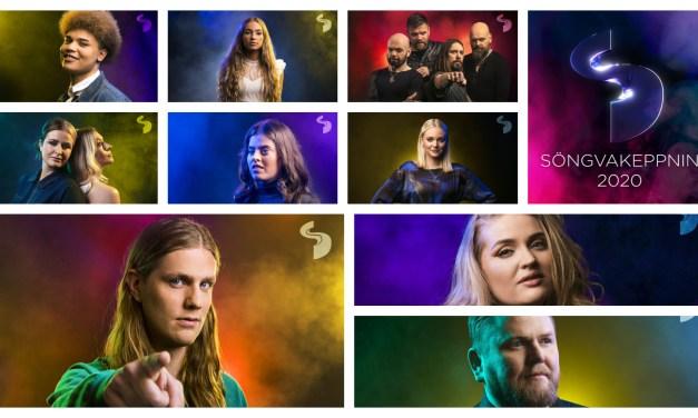 Söngvakeppnin 2020 : présentation des dix candidats