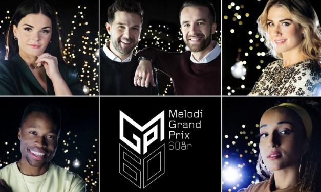 Melodi Grand Prix 2020 : présentation des participants (Mise à jour : «Hurts Sometimes» par Tone Damli)