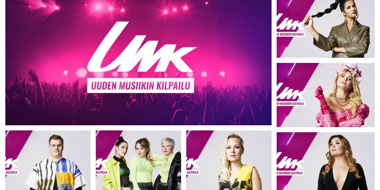 Uuden Musiikin Kilpailu 2020 : Loreen et sondage