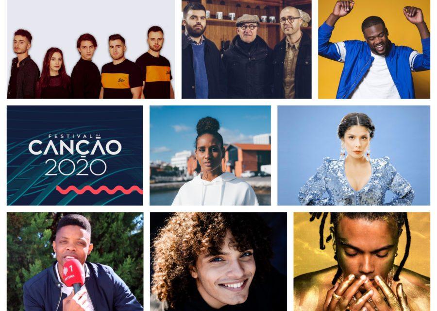 Ce soir : seconde demi-finale du Festival da Canção 2020 (Mise à jour : résultats)