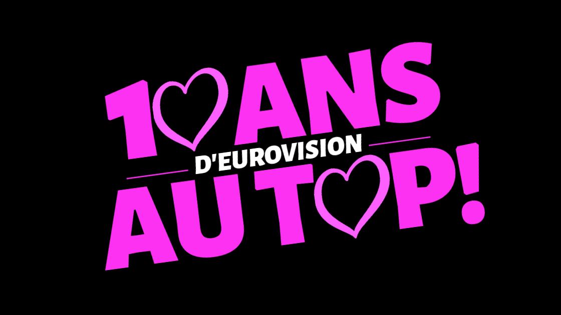 Dix ans d'Eurovision au top : Juliette