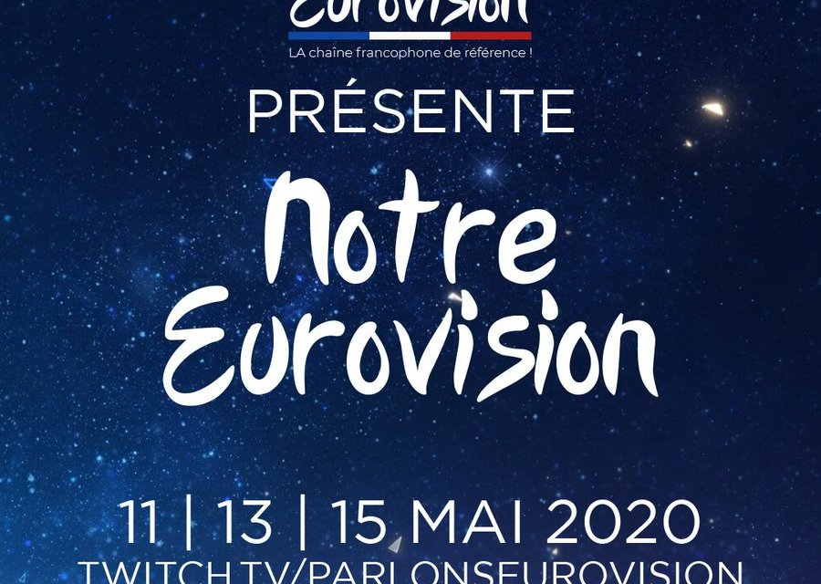 Ce soir : deuxième demi-finale de « Notre Eurovision 2020 » (Mise à jour : qualifiés)