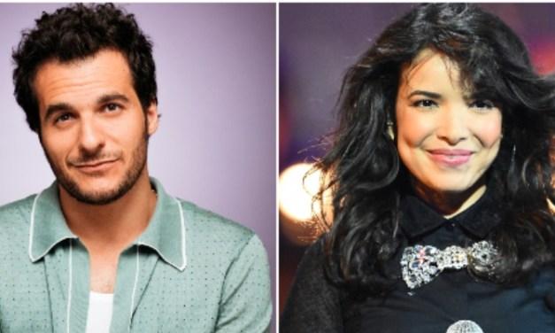 Découverte : le duo d'Amir et Indila