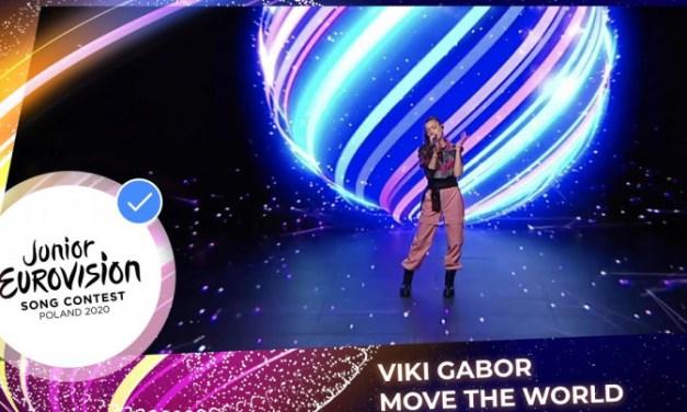 """Eurovision Junior 2020 : (re)découvrez """"Move The World"""""""