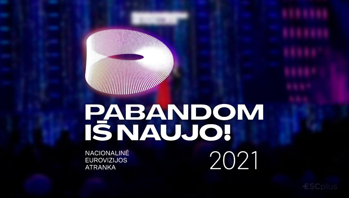 Eurovizijos atranka 2021 : annonce des présentateurs