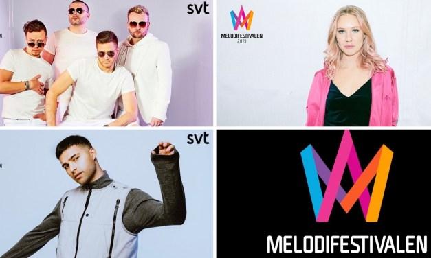 Melodifestivalen 2021 – 4ème demi-finale : portraits des candidat.e.s (2/2)