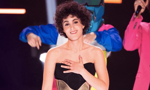 """Eurovision France, c'est vous qui décidez : Barbara Pravi dans """"La Boîte à Questions"""""""