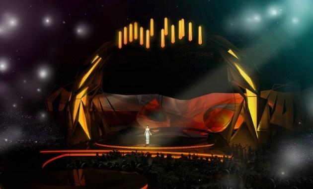 Modell Bühne 2
