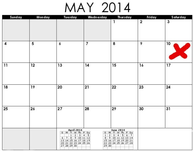 finaltermin kalender