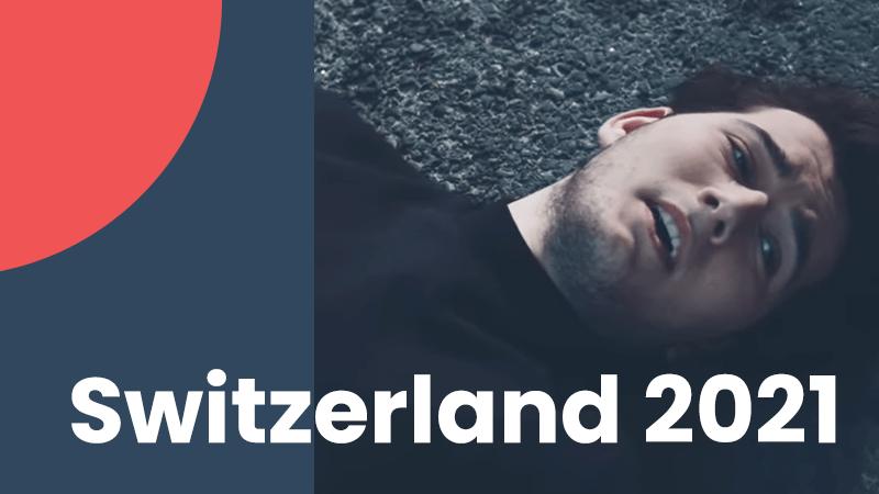 Switzerland 2021 – Gjon's Tears – Tout l'Univers
