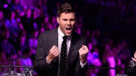 "ROBIN BENGTSSON | Winner of the Melodifestivalen 2017. He got 5th place at Eurovision 2017 with the song ""I Can't Go On"""