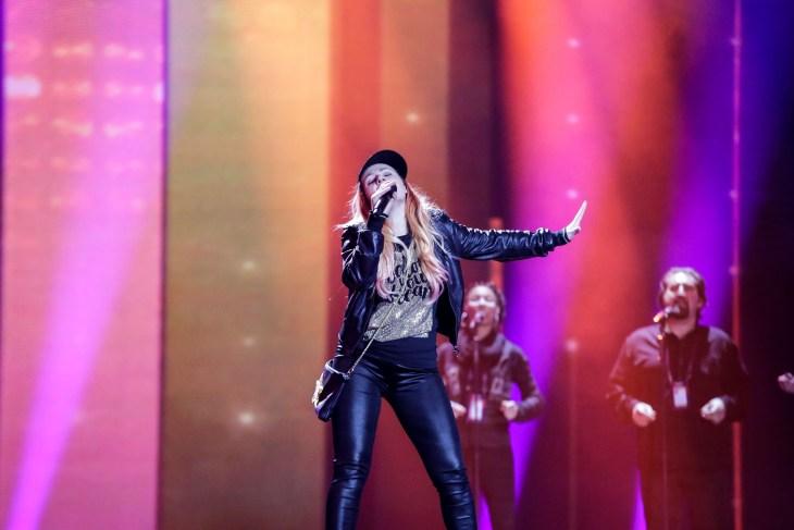 San Marino - Valentina Monetta