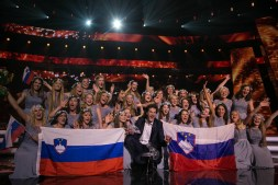 Slovenia - Eurovision Choir of the Year 2017