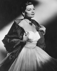 Lys Assia, the first winner of the Eurovision Song Contest | Photograph: SRF
