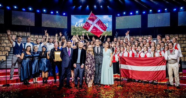 Eurovision Choir 2019 - Winners