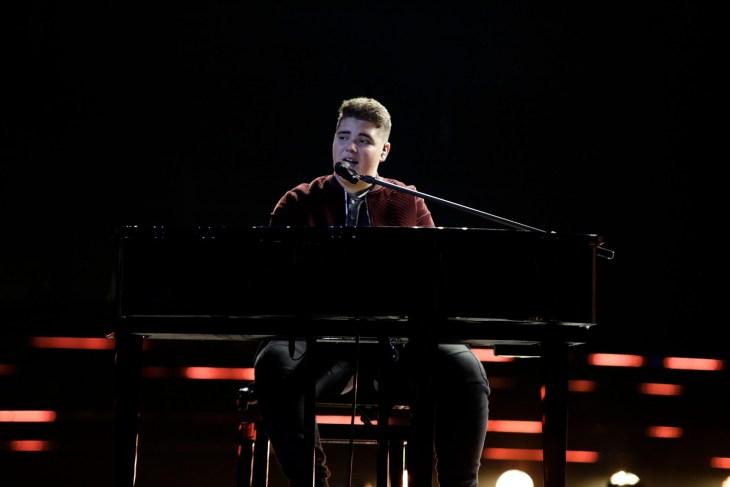 Australia - Jordan Anthony