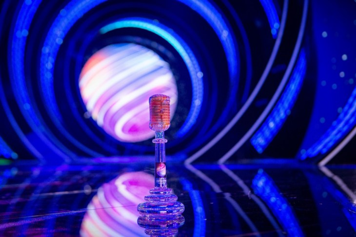 The Junior Eurovision 2020 trophy. Image: EBU / Stijn Smulders