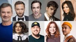 Melodifestivalen 2021 Hosts